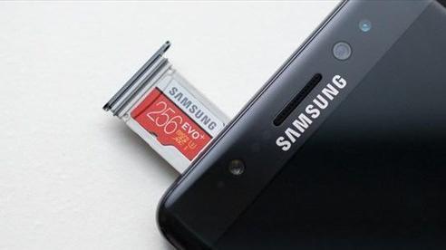 Galaxy S21 sẽ không hỗ trợ thẻ nhớ ngoài?