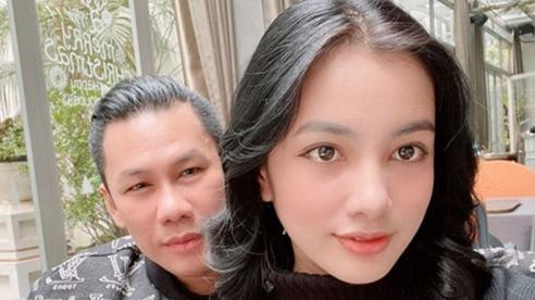 Cẩm Đan: 'Tôi và doanh nhân Đức Huy đang trong mối quan hệ mở'