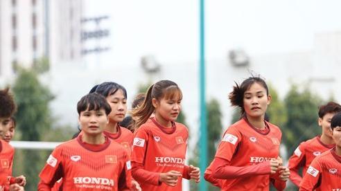 Đội tuyển nữ Việt Nam chuẩn bị hành trình mới
