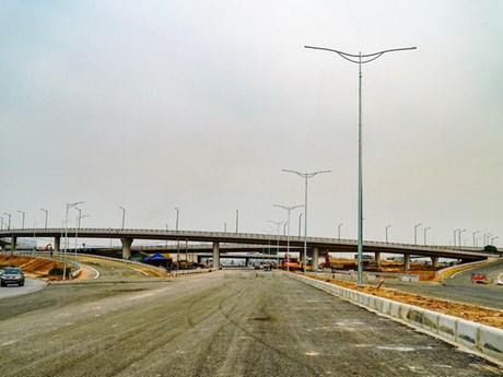 Từ 9/1 sẽ phân luồng giao thông nút giao cao tốc Hà Nội-Hải Phòng