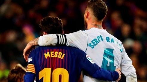 Man City phá PSG vụ Messi, Ramos, báo động Barca