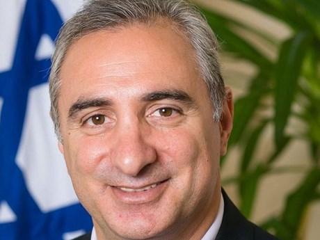 Israel chỉ định ông Eitan Na'eh làm nhà ngoại giao đầu tiên tại UAE