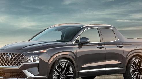 Bán tải Hyundai có thể lấy khách của Ford Ranger nhờ thiết kế như Santa Fe