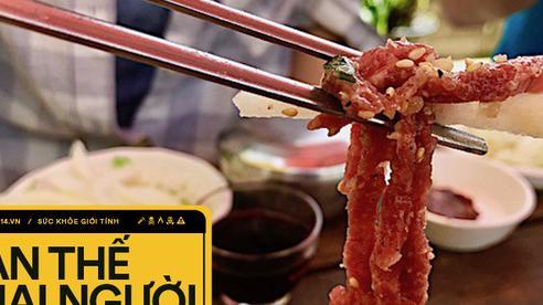 3 món rau và 4 loại thịt nên tránh ăn nhiều nếu không muốn tế bào ung thư nhăm nhe tìm đến