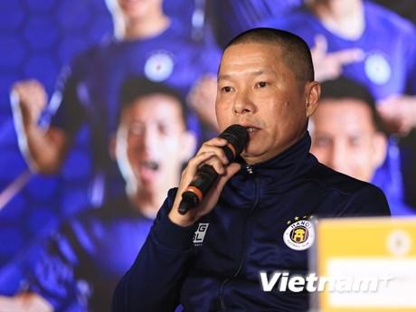 HLV Hà Nội FC: 'Kiatisak giỏi, là làn gió mới của Hoàng Anh Gia Lai'