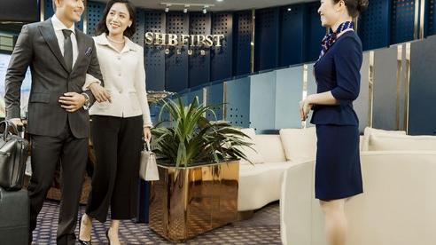 SHB First Club Nội Bài - phòng chờ sân bay mạ vàng ra mắt