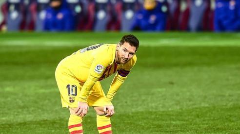 Bây giờ đã là tháng 1, và tương lai nào cho Lionel Messi?