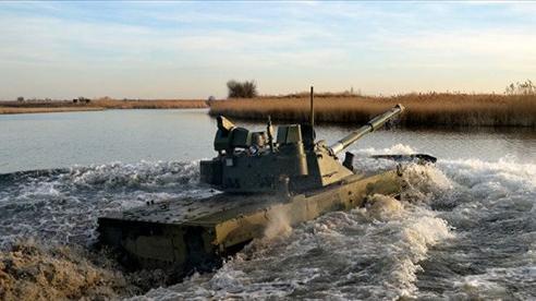 Lực lượng lính dù Nga sẽ nhận được xe tăng lội nước độc đáo