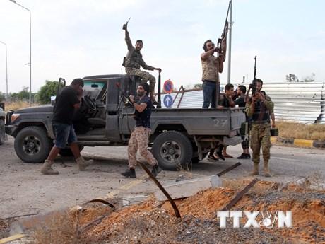 Liên hợp quốc thúc đẩy lộ trình chính trị tại Libya