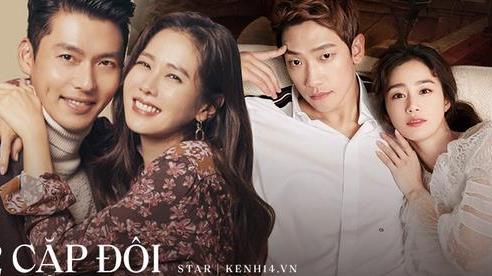 Đặt 2 cặp đôi đẳng cấp nhất Kbiz lên 'bàn cân': Son Ye Jin - Hyun Bin bị Kim Tae Hee - Bi Rain bỏ xa về tài sản nhưng lại hơn ở điểm này