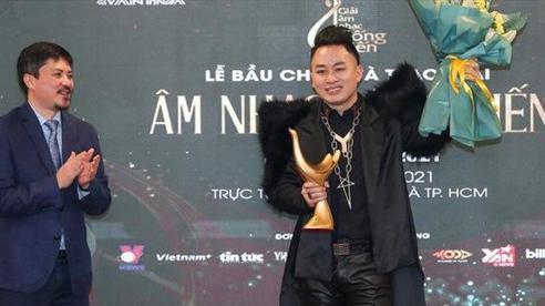Giải âm nhạc Cống hiến 2021: Tùng Dương giành 'cú ăn ba', Hoa  nở không màu là 'Bài hát của năm'