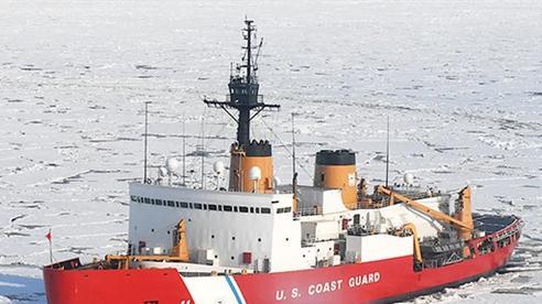 'Mỹ sẽ thuê tàu phá băng để tuần tra gần Nga'