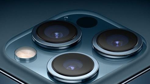 Ống kính camera iPhone sẽ không được nâng cấp cho đến sau năm 2022
