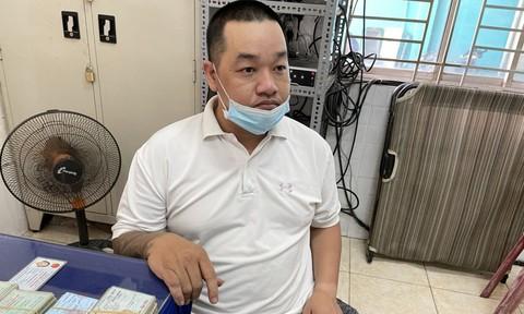 Bắt kẻ lập 'sàn giao dịch' mua bán giấy tờ tuỳ thân trên mạng xã hội ở Sài Gòn
