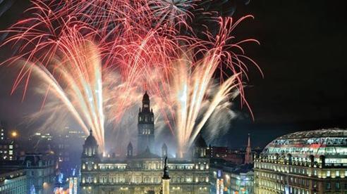 Đón năm mới theo cách của người Scotland