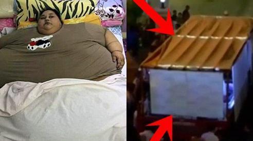Người phụ nữ béo nhất thế giới nặng 500kg, xe tải cỡ lớn hộ tống tới bệnh viện để phẫu thuật giảm được 300kg nhưng vẫn đón nhận cái kết bi thảm