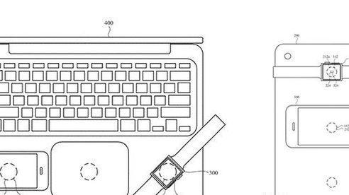 MacBook có thể trở thành đế sạc không dây cho iPhone