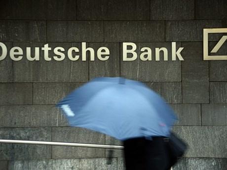 Deutsche Bank nộp 130 triệu USD để giải quyết các cuộc điều tra tại Mỹ