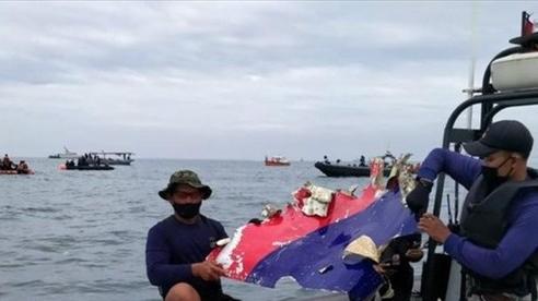 Điện chia buồn máy bay của hãng hàng không Sriwijaya Air, Indonesia gặp nạn