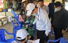 Kiểm tra thông tin 'mua 4 ký hải sản về cân lại chỉ 2,2 ký' tại Mũi Né