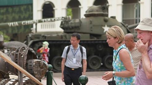 Bảo tàng Quân đội - một cuốn sử sống