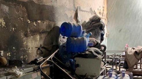 Hải Phòng: Giải cứu bé trai 3 tuổi mắc kẹt trong ngôi nhà cháy
