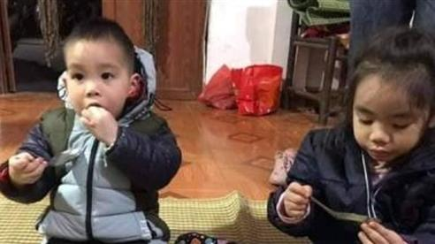 Hai bé bị bỏ lại trên đê: Hai đêm ngon giấc