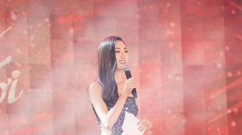 Lương Thùy Linh làm MC hội ngộ Hoa hậu Đỗ Thị Hà, Á hậu Ngọc Thảo trong sự kiện cuối năm