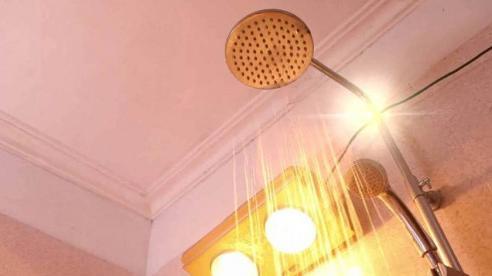 Lưu ý khi dùng đèn sưởi nhà tắm trong mùa đông
