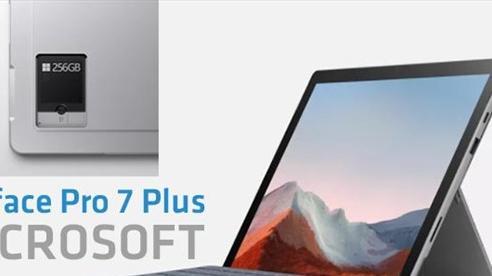 Surface Pro 7 Plus mới của Microsoft sẽ được phát hành vào ngày 15/1