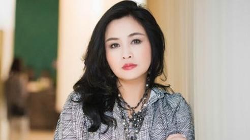 Thanh Lam hát trong đêm nhạc do Quốc Trung đạo diễn