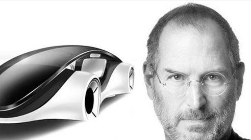 Nếu còn sống, Steve Jobs sẽ thiết kế một iCar