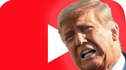 YouTube xóa video và tạm khóa kênh của Tổng thống Trump