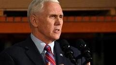 Phó Tổng thống Pence chấm dứt hy vọng của đảng Dân chủ