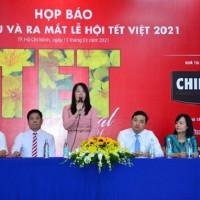 Lễ hội Tết Việt TP Hồ Chí Minh 2021 sẽ diễn ra trong 4 ngày