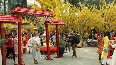 Lan tỏa văn hóa Việt tại Lễ hội Tết Việt 2021