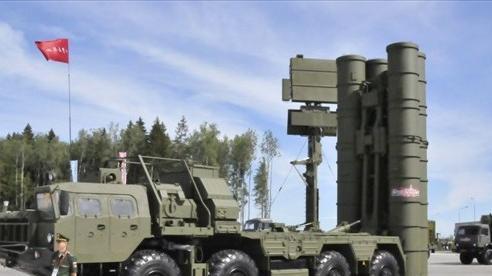 Thương vụ mua S-400: Thổ Nhĩ Kỳ hy vọng giải quyết tranh chấp với Mỹ qua đối thoại