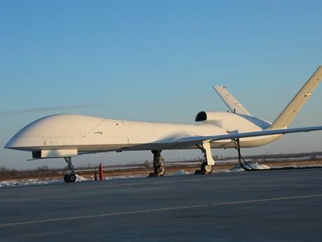 Trung Quốc thử nghiệm thành công máy bay tấn công không người lái