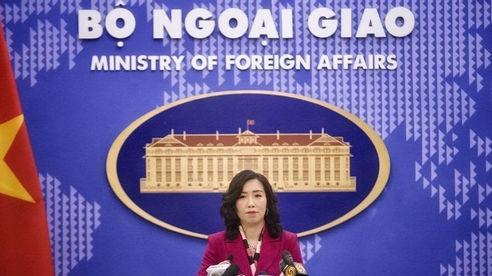 Quan điểm của Việt Nam về việc tài liệu Ấn Độ Dương-Thái Bình Dương của Mỹ mới giải mật