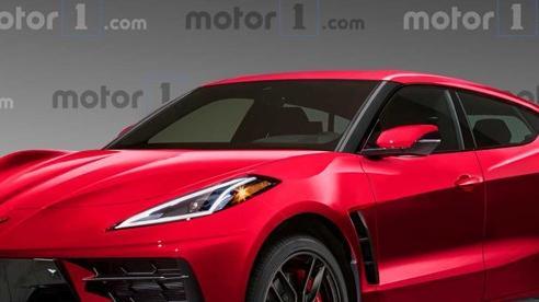 Rộ tin Chevrolet Corvette sớm được SUV hóa, đáp trả Ford Mustang Mach-E