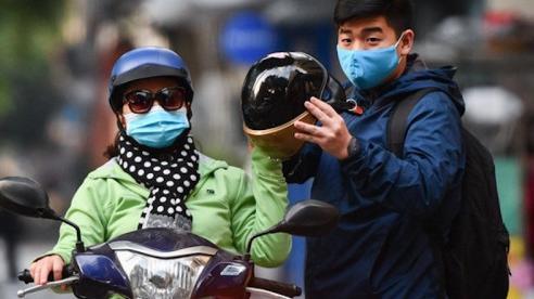 Nhiệt độ xuống 19 độ C, người Sài Gòn như thấy 'mùa đông'