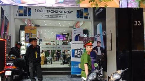 Công ty Nhật Cường tuồn lô hàng lậu gần 900 tỉ đồng qua sân bay Nội Bài