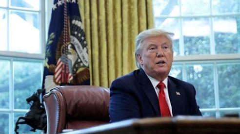 Sắp rời Nhà Trắng, ông Trump tiếp tục mạnh tay với Trung Quốc