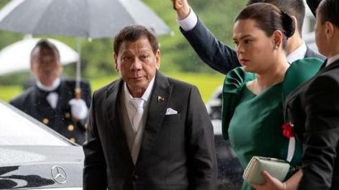 Ông Duterte: Tổng thống không phải nghề dành cho phụ nữ