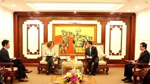 Ngân hàng Thế giới sẽ hợp tác với Việt Nam về các dự án lớn