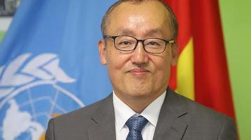 Trưởng đại diện WHO cảm ơn sáng kiến của Việt Nam