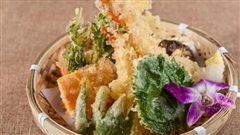 Xuất xứ ít người biết của món tempura