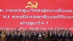 Ông Thongloun Sisoulith được bầu làm Tổng Bí thư Đảng Nhân dân Cách mạng Lào
