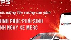 'Chinh phục phái sinh – Rinh ngay xe Merc': Quán quân bảng xếp hạng năm trở thành chủ nhân xế hộp