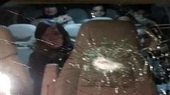 Làm rõ hành vi nhóm người ném đá khi xe ô tô đang lưu thông trên cao tốc